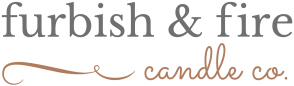 Furbish & Fire Candle Co. - personalized, hand-poured soy candles